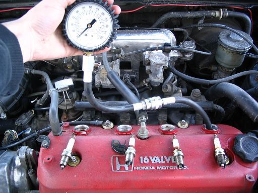 Фото №6 - разное давление в цилиндрах ВАЗ 2110