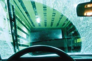 Фото нагревания печки для разморозки стекол, autoshcool.ru