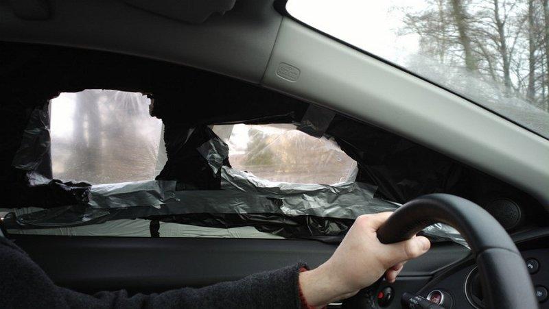 Установка стекла на автомобиль своими руками