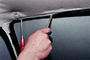 Фото отверток для замены бокового стекла авто, automn.ru
