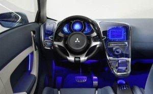 Фото неоновой подсветки салона авто, avtomotospec.ru