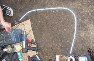 Фото подключения неоновой подсветки к аккумулятору автомобиля, slavikx.ru