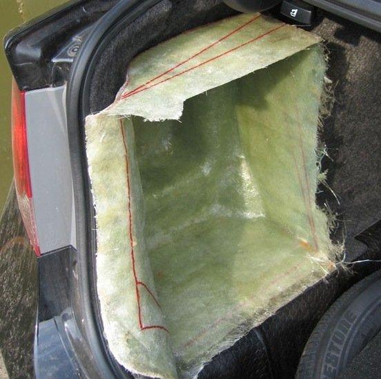 Кузов автомобиля из стеклопластика своими руками 5