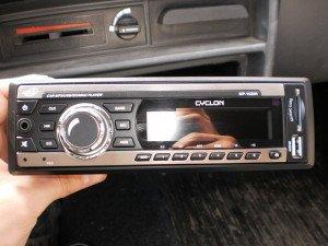 Фото автомобильной магнитолы, drive2.ru