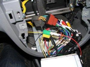 Фото провода для подключения магнитолы, lacetti-club.ru