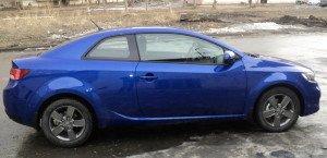 На фото - автомобиль без тонировки, drive2.ru