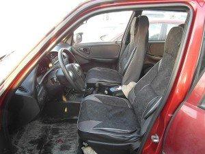 Фото синтетических автомобильных чехлов, chevy-niva.ru