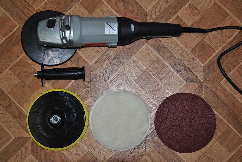 Как сделать насадку для полировки