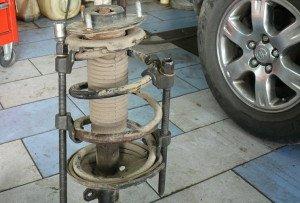 Фото восстановления пружин автомобиля, japan-cars.su