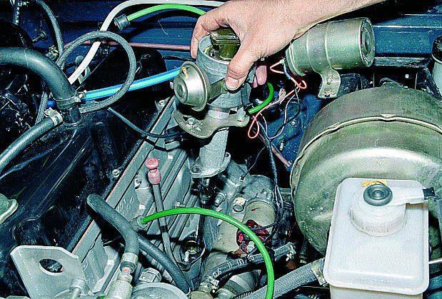 Регулировка зажигания газ 53 своими руками