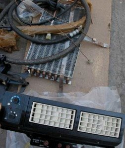 Фото автомобильного кондиционера, vaz-2106.ru