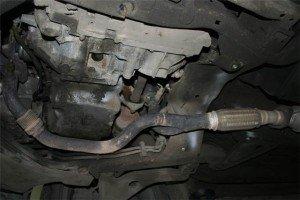 Фото определения изношенности выхлопной системы авто, vectra-club.ru