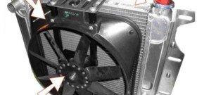 На фото - система охлаждения двигателя, 2carpros.com