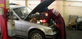 Фото диагностики двигателя автомобиля на автостанции, sto-porech.rul.by