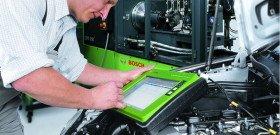 Фото компьютерной диагностики дизельного двигателя, dieselmotors.by