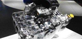 На фото - изображен оппозитный двигатель, syl.ru