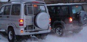 На фото - прогрев дизельных автомобилей, englx.ru