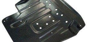 На фото - защита картера двигателя автомобиля, autonahodka.ru