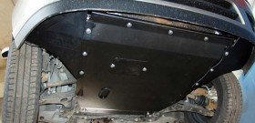 На фото - на автомобиль установлена защита картера, avtomotospec.ru