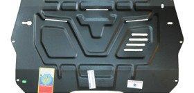 На фото - защита картера для автомобиля, avtz.ru