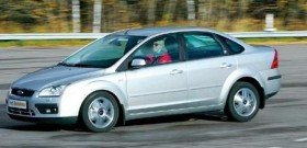 На фото - торможение авто, avto-i-avto.ru