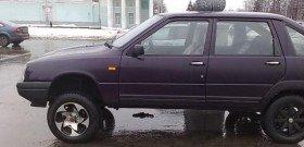 На фото - авто с увеличенным клиренсом, autodrop.ru