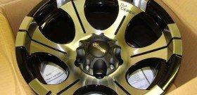 Фото шины и диска для внедорожников, fordrangerforum.com