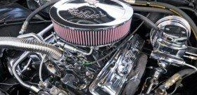 На фото - правильная мойка двигателя, carengine1.blogspot.com