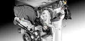 На фото - дизельный двигатель авто, motortrend.com