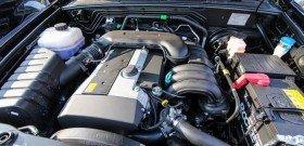 На фото - двигатель автомобильный бензиновый, primamedia.ru