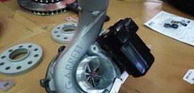 На фото - Турбина автомобильного двигателя, carlook.net