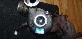 На фото - турбина двигателя, dublincity.olx.ie