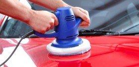 На фото - машинка для полировки, streetracing.ru