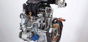 На фото - двигатель гибридный, rumors.automobilemag.com