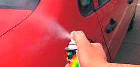 Как самому покрасить автомобиль баллончиком