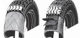 Фото отличия диагональных шин от радиальных, shinava.com