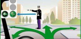 Фото правил регулировщика дорожного движения, yak-prosto.com
