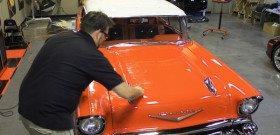 Фото - как правильно покрасить автомобиль баллончиком, automanyak.com