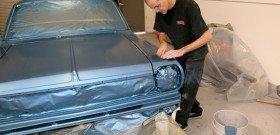 На фото - как самому покрасить автомобиль баллончиком, perfectautony.com