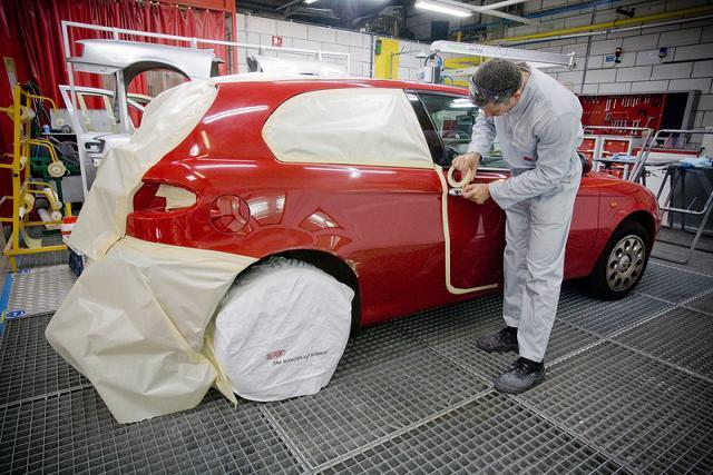 Покраска автомобиля из баллончика инструкция