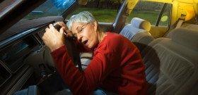 Фото спящего водителя, insidershealth.com