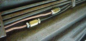 Фото замены тормозных шлангов, myaudi80.com
