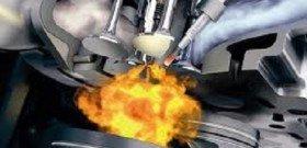На фото ремонт системы питания дизельного двигателя, tachki.md