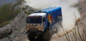 На фото - авто с исправной системой питания дизельного двигателя, trucktir.ru