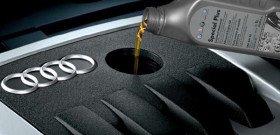 Фото - процесс замены масла в дизельном двигателе, tdiservice.ru