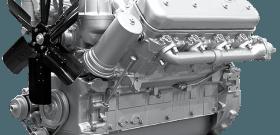 Фото - мощный дизельный двигатель ест масла больше, powerunit.ru