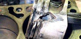 Фото - детонации дизельного двигателя, cripo.com.ua