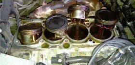 На фото - поиск причин детонации двигателя, sochi-avto-remont.ru
