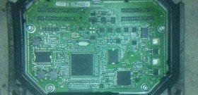 Фото платы электронного блока управления двигателем, helpdiag.ru