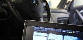 Фото проверки электронной системы управления дизельным двигателем, fasauto.ru